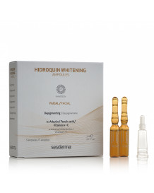 Hidroquin Whitening Ampoules